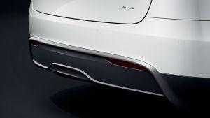 Tesla Model X facelift - rear detail