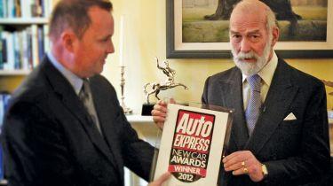 Safety Award: Prince Michael of Kent