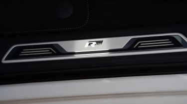 Volkswagen Touareg - detail