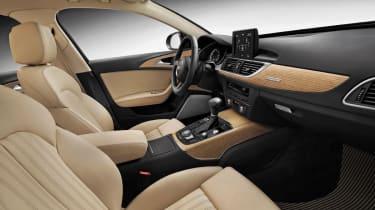 Audi A6 Allroad interior