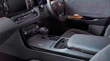 2018 Toyota Century - interior