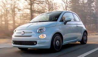 Fiat 500 Mild Hybrid - front