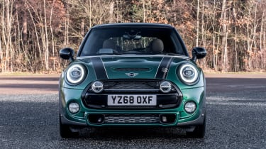 MINI Cooper S 60 Years Edition - full front