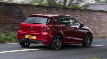 SEAT Ibiza FR 1.5 TSI Evo - rear