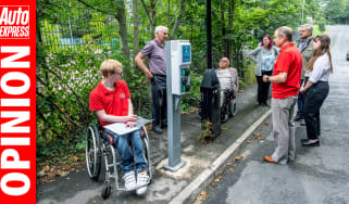 Disability and EV charging