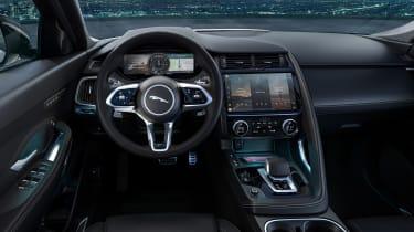 Jaguar E-Pace R-Dynamic Black - dash