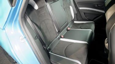 SEAT Leon Cupra 290 2016 UK - rear seats