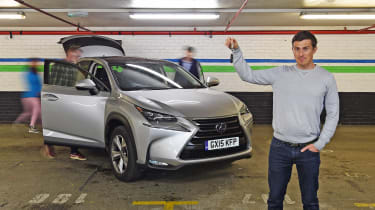 Lexus NX 300h long termer header