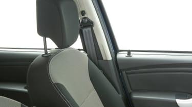 Used Dacia Duster - seatbelt