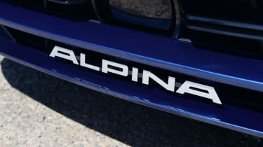 Alpina XD3 - Alpina name