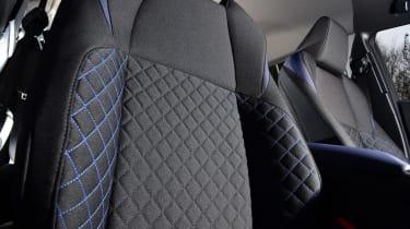 Toyota C-HR - seat detail
