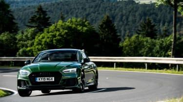 Audi RS 5 Sportback front corner