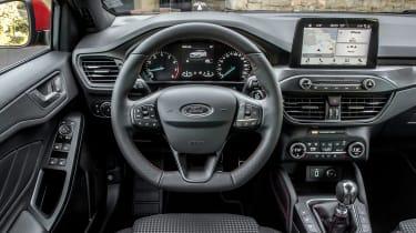 Ford Focus Estate - dash