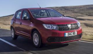 Dacia Sandero SCe 75 Ambiance - front