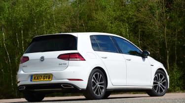 Volkswagen Golf - rear static