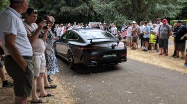 Goodwood Festival of Speed - Mercedes-AMG GT 4-Door