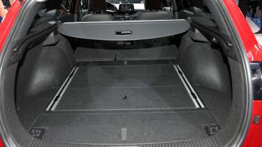 Hyundai i30 Tourer Geneva - boot