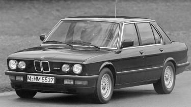 Best cars of the 80s: BMW M5