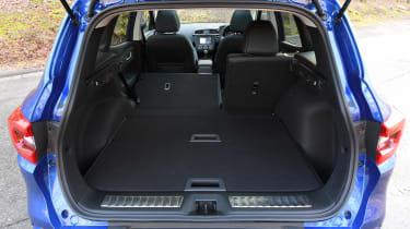 Renault Kadjar S Edition - boot