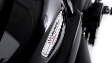 Triumph Rocket III - Limited Edition Rocket X - badge close
