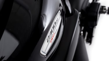 Triumph Rocket III - Limited Edition Rocket X - badge close