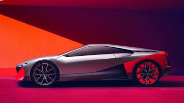 BMW Vision M NEXT concept - side