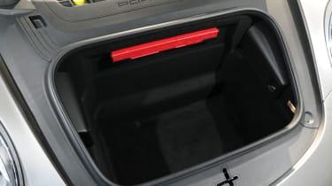 Porsche 911 Cabriolet boot