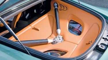 Aston Martin One-77 boot