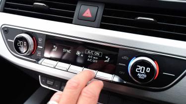 Audi A4 long-term test - final report air con