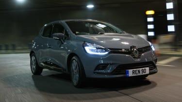 Renault Clio Urban Nav - front