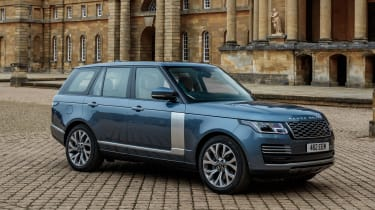 Range Rover PHEV - front static