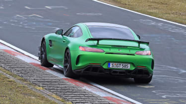 Mercedes-AMG GT R Clubsport tail-lights