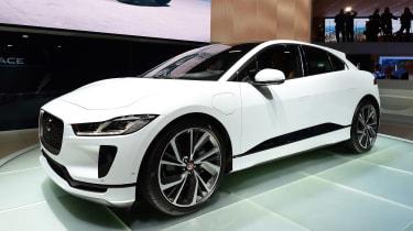 Jaguar I-Pace - Geneva front
