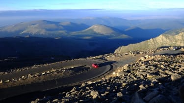 Mount Evans Scenic Byway, Colorado, USA