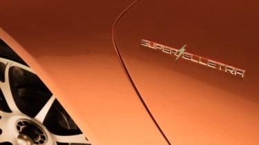 Artega Scalo Superelletra by Touring - wheel arch