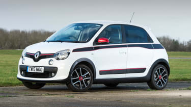 Renault Twingo - front static
