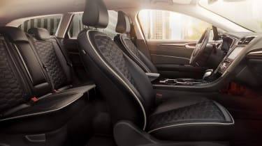 Ford Mondeo - seats