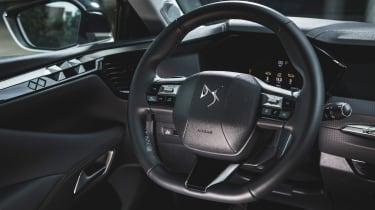 DS 4 - steering wheel