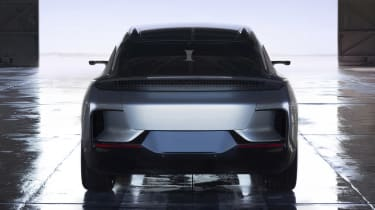 Faraday Future FF91 - full rear