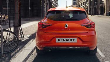 Renault Clio - full rear