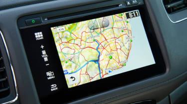 Honda HR-V - infotainment