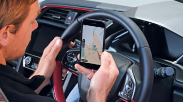 Car Product Awards - best sat nav