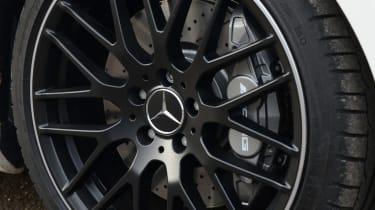 Mercedes-AMG A45 - wheel detail