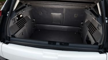 The boot space is good at 512-litres and will expand to 1,604-litres with the seats folded down.