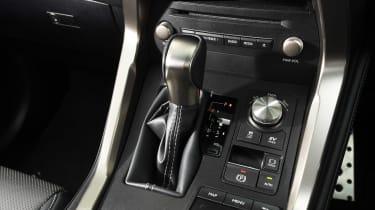 Used Lexus NX - transmission