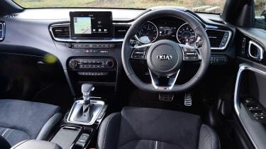 Kia Ceed GT-Line S long termer - dash