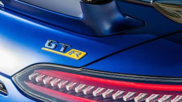 Mercedes-AMG GT R Roadster - badge