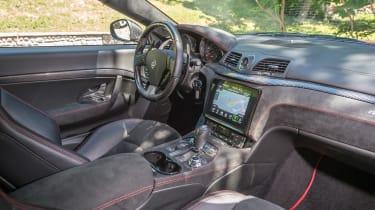 Maserati GranTurismo - interior