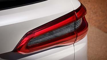 BMW X5 - rear lights
