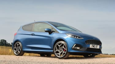 Ford Fiesta ST - front static
